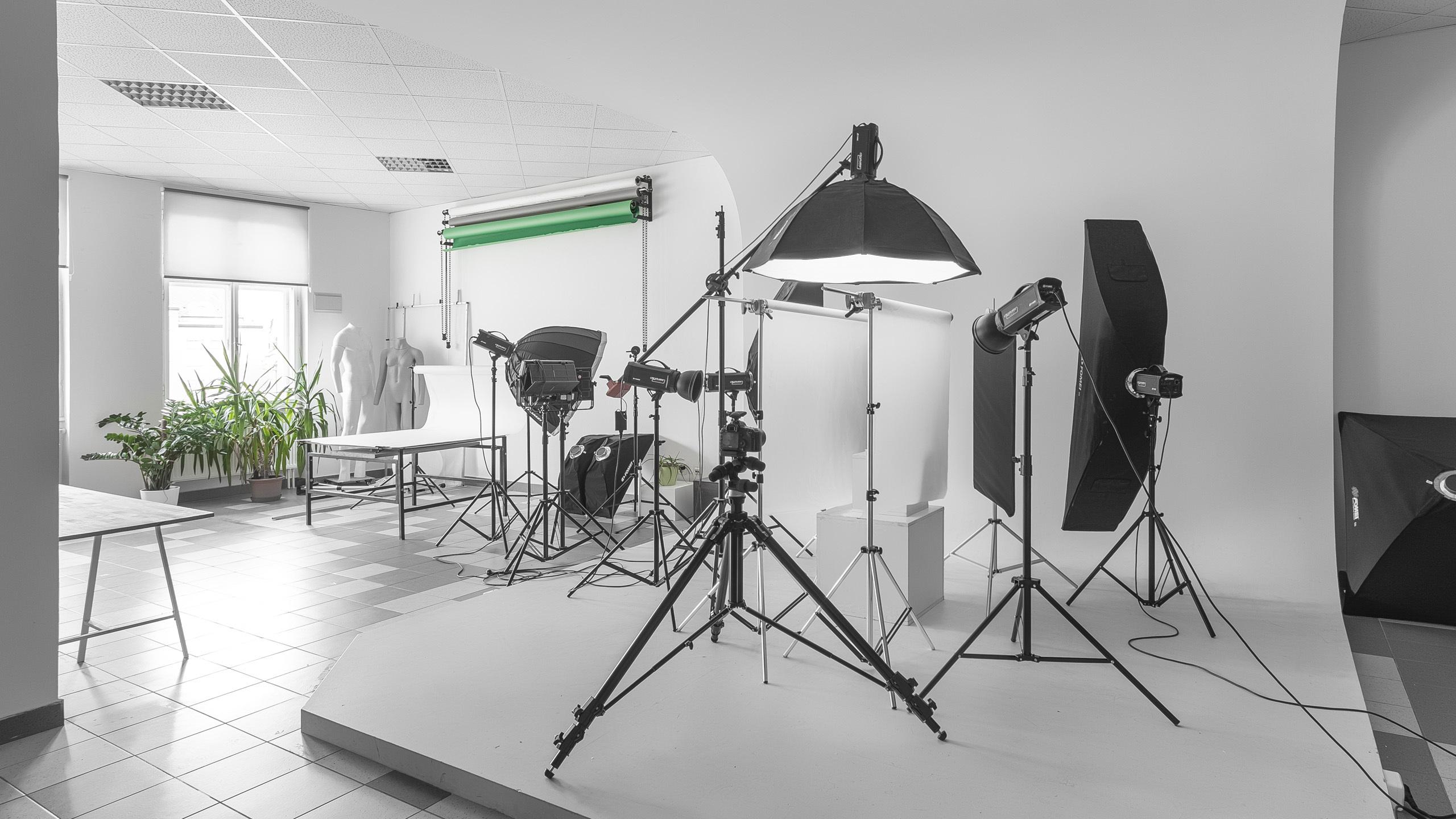 Brostudio - product photography studio setup